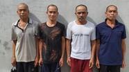 Bắt giữ nhóm đối tượng chuyên trộm cắp trâu, bò ở vùng cao Nghệ An