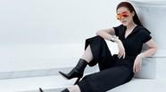 Hoa hậu Kỳ Duyên khác lạ với thời trang cá tính