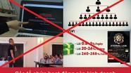 Nghệ An: Đề nghị khởi tố hoạt động đa cấp không phép, lừa đảo huy động vốn