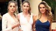 Gu thời trang của 3 ái nữ nhà tài tử Sylvester Stallone