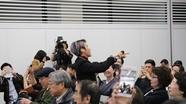 Khán giả Nhật Bản thích thú khi nghe Vũ Cát Tường hát