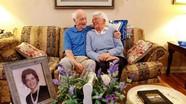 Cặp vợ chồng tái hôn sau nửa thế kỷ ly hôn