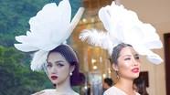 Cài hoa cỡ đại giống Hương Giang, tình cũ Kim Lý biến thành thảm họa