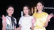 Dàn hoa hậu, á hậu Việt Nam hội ngộ trên thảm đỏ