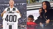 """Bạn gái cũng khen C. Ronaldo """"đến từ hành tinh khác""""!"""