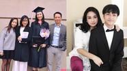 Hoài Linh, Phi Nhung và những nghệ sĩ Việt tự hào con cái học đỗ đạt
