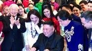 Ông Kim Jong-un thử gảy đàn bầu