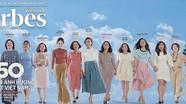 Người đẹp chuyển giới Hương Giang lọt top 50 phụ nữ ảnh hưởng nhất Việt Nam