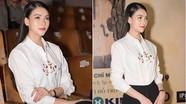 Hoa hậu Phương Khánh nói gì khi bị nghi thẩm mỹ.