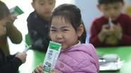 """""""Ấn tượng"""" của chương trình Sữa học đường Hà Nội"""