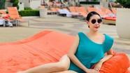 Á hậu Thanh Tú, Hoa hậu Hà Kiều Anh 'thiêu đốt' bãi biển với bikini