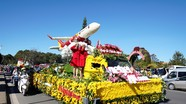 Vietjet 'Bay cùng giấc mơ hoa' tại Festival hoa Đà Lạt 2019  