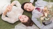 """Vợ Phan Văn Đức tung loạt ảnh cưới khoe nhan sắc chuẩn """"đại mỹ nhân"""""""