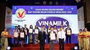 Vinamilk liên tiếp được đánh giá thuộc top doanh nghiệp kinh doanh hiệu quả nhất Việt Nam
