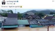 Công Vinh nhói lòng vì quê nhà Nghệ An ngập lụt và khẳng định 'chắc chắn sẽ về'