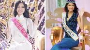 Hoa hậu Đỗ Thị Hà bất ngờ được so sánh với 'Hoa hậu đẹp nhất Trung Quốc', fan phấn khích