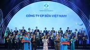 Vinamilk lần thứ 6 liên tiếp được vinh danh thương hiệu Quốc gia