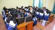 Thi THPT Quốc gia trên máy tính ở Nghệ An: Khó khả thi
