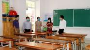 Thành phố Vinh: Các trường học loay hoay tìm lời giải cho việc giãn cách trong lớp