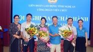 Bầu bổ sung 3 ủy viên Ban Chấp hành Công đoàn Viên chức tỉnh Nghệ An