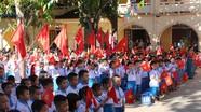 Sáng nay gần 900.000 giáo viên và học sinh Nghệ An náo nức khai giảng năm học mới
