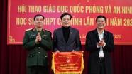 24 đơn vị xuất sắc được khen thưởng tại Hội thao giáo dục Quốc phòng lần thứ nhất
