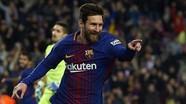 Messi san bằng kỷ lục ghi bàn của huyền thoại người Đức - Gerd Muller