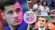 De Gea tức giận rời MU, Coutinho vừa đến Barca đã... gây họa