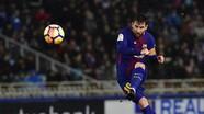 Barca thắng lớn sau khi bị dẫn hai bàn