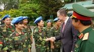 70 y bác sĩ Việt sẽ tham gia lực lượng gìn giữ hòa bình Liên Hợp Quốc
