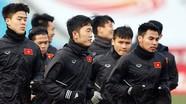 U23 Việt Nam nhận 2 tin vui trước trận chung kết