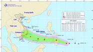 Thời tiết 13/2: Bão Sanba giật cấp 11 tiến gần Biển Đông
