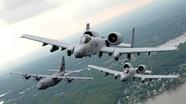 Xem chiến cơ A-10 của Mỹ bắn nát xe Taliban