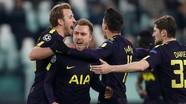 Tottenham cầm hòa Juventus dù bị dẫn hai bàn sau 9 phút