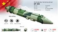 """Sức mạnh tên lửa """"sát thủ tàu sân bay"""" của Trung Quốc"""