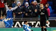 Vắng Ronaldo, Real thua trên sân của Espanyol