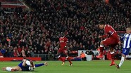 Liverpool vào tứ kết Champions League lần đầu tiên sau chín năm