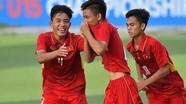 U16 Lào khiến U16 Việt Nam toát mồ hôi hột