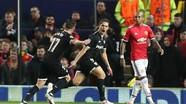 Sevilla hất Man Utd ra khỏi Champions League