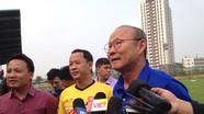 Đinh Thanh Trung đeo băng đội trưởng, HLV Park Hang Seo nói gì trước ngày lên đường?