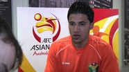 ĐT Jordan nhận tin dữ trước cuộc đấu với ĐT Việt Nam