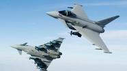 Tiêm kích Anh gần Syria sẵn sàng chờ lệnh tấn công