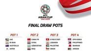 4 đội  Đông Nam Á vào cùng 1 bảng tại VCK Asian Cup 2019?