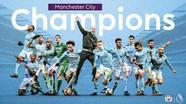 Man City đăng quang Ngoại hạng Anh 2017/2018 đầy thuyết phục