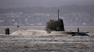 Tàu ngầm Anh bị Nga truy đuổi ngay trước vụ tấn công Syria?