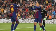 """Barca """"nhấn chìm"""" Villarreal, tiến gần đến mùa giải La Liga bất bại"""