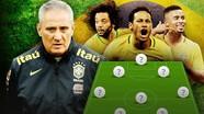Selecao: HLV Tite toan tính gì tại World Cup 2018?