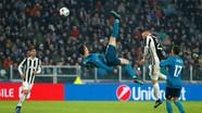 """Ronaldo dẫn đầu top 10 bàn đẹp Champions League, Liverpool bất ngờ có """"bom tấn"""" Fabinho"""