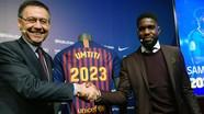 Từ chối M.U, Fellaini khoác áo Arsenal; Umtiti ở lại Barca với 500 triệu euro