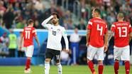 Nga thắng Ai Cập dù Salah ghi bàn